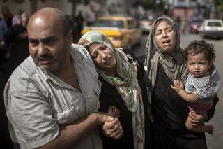 Prigoniţii pentru Cristos în fugă din Mosul