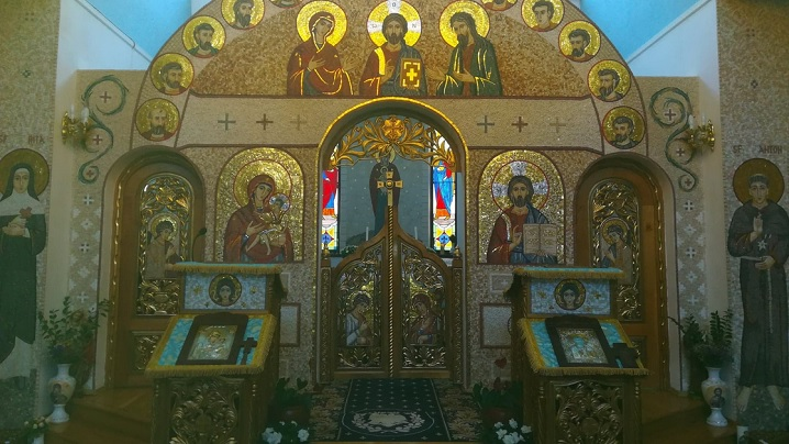Vecernia și Utrenia Duminicii a XIX-a după Rusalii