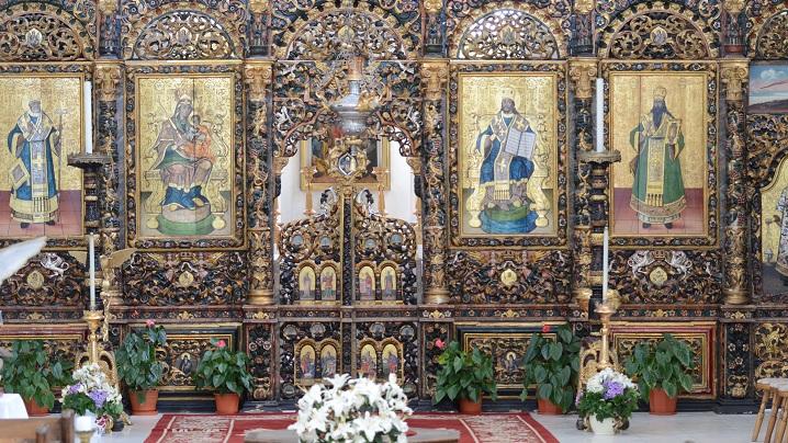 Vecernia și Utrenia Duminicii a XX-a după Rusalii