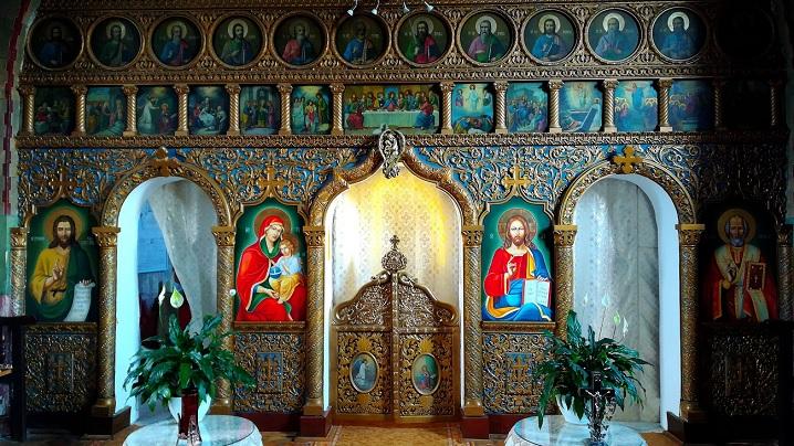 Vecernia și Utrenia Duminicii a XVIII-a după Rusalii