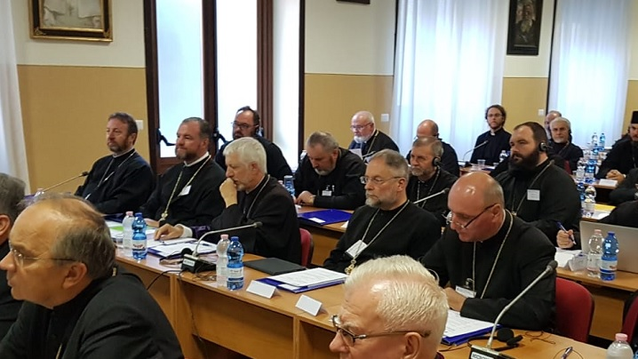 FOTO: Întâlnirea Episcopilor Catolici Orientali din Europa