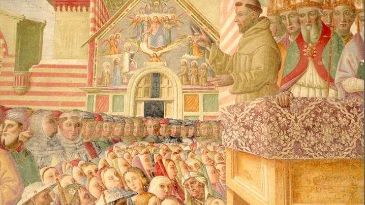 """ANUNȚ: """"Iertarea de la Assisi"""" - Indulgență plenară"""