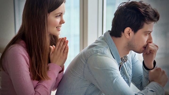 Rugăciunea de împăcare după un conflict în cuplu