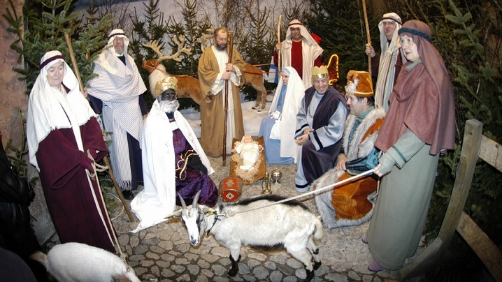 Spre Nașterea Domnului, nu a bradului de Crăciun