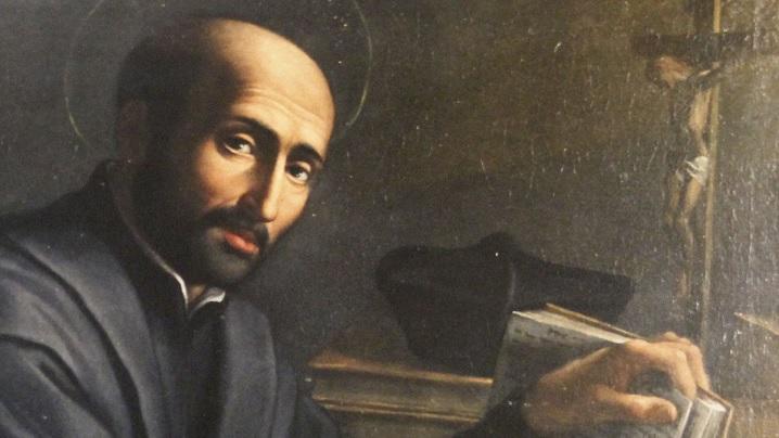 SFÂNTUL IGNAȚIU DE LOYOLA - fondatorul iezuiților