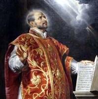 Sfântul Ignațiu de Loyola