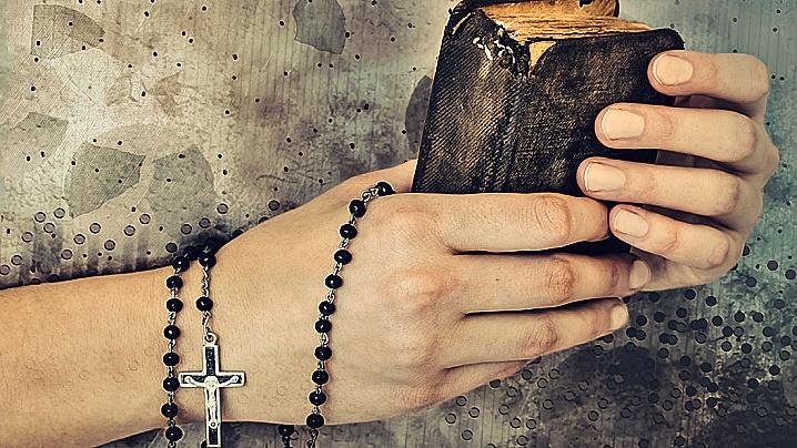 Un mod foarte simplu de a te concentra în timplul rugăciunii