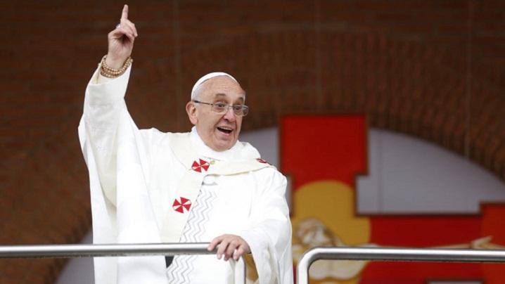 Papa Francisc: numele noastre sunt scrise în ceruri, în inima lui Dumnezeu