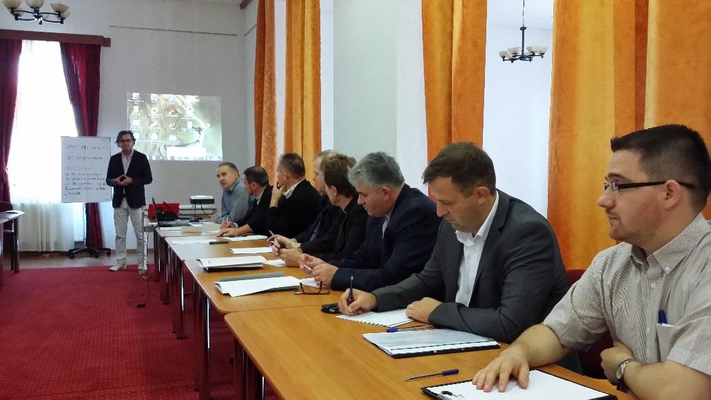 FOTO: Întâlnirea inter-eparhială de lucru cu comisiile pentru planul integrat de dezvoltare