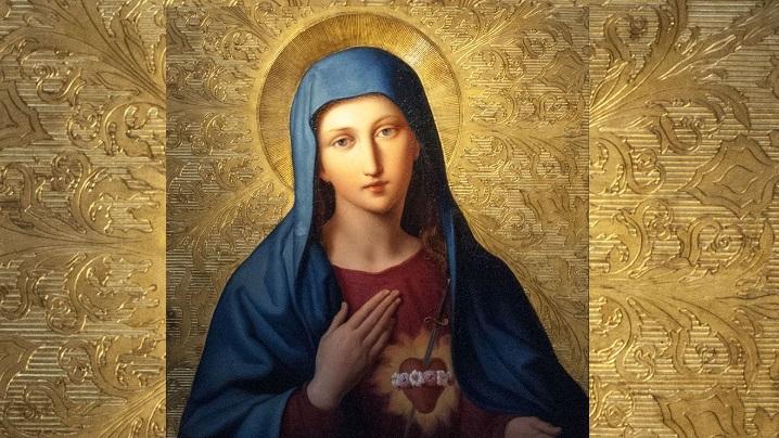 CONSFINŢIRE LA INIMA NEPRIHĂNITĂ A MARIEI