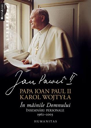 În mâinile Domnului. Însemnări personale, 1962–2003