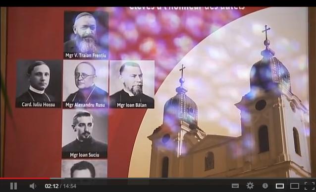 France2: Reportaj despre martirii Bisericii Greco-Catolice Române