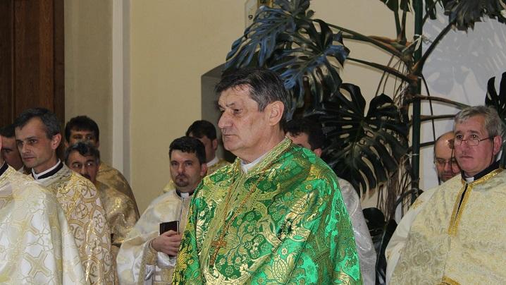 Întreită sărbătoare la Catedrala Arhiepiscopală Majoră din Blaj (FOTO)