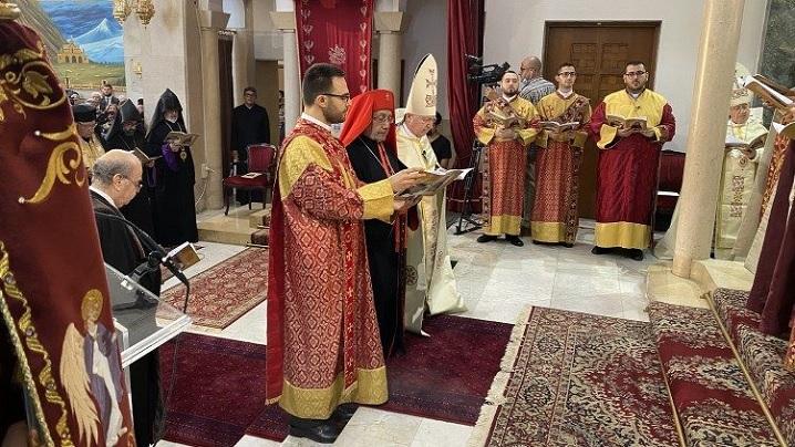 Întronizarea patriarhului de Cilicia al armenilor: Învingerea suferințelor cu ajutorul Providenței Divine