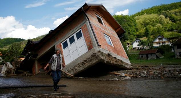 Circulară: zi de colectă pentru ajutorarea sinistraților din Serbia și Bosnia - Herțegovina