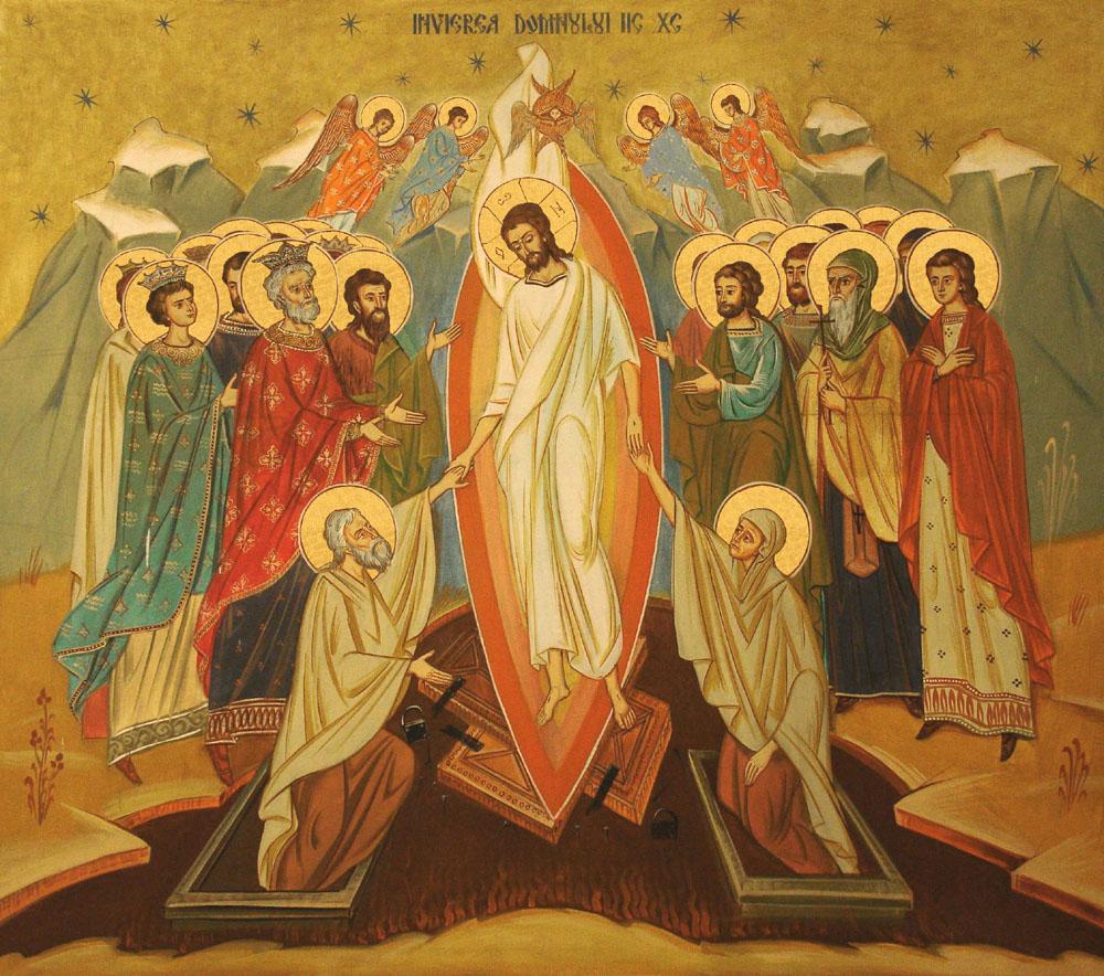 Sărbătorile pascale, timp de rugăciune și smerenie