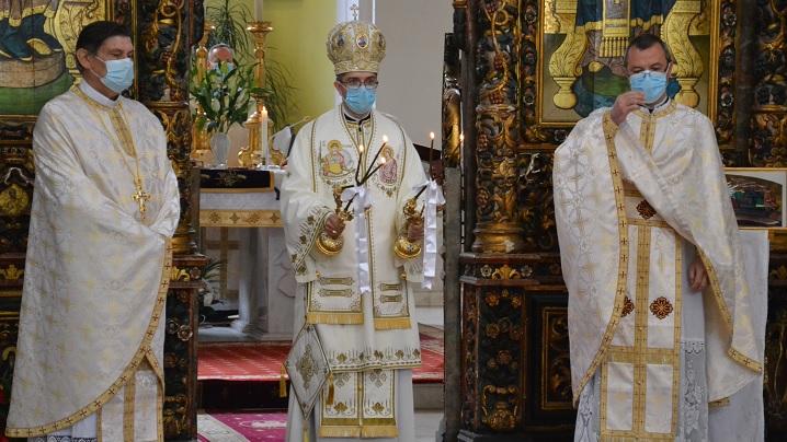 Duminică, 29.08.2021, ora 8:45 Sf. Liturghie, Catedrala Arhiepiscopală Majoră
