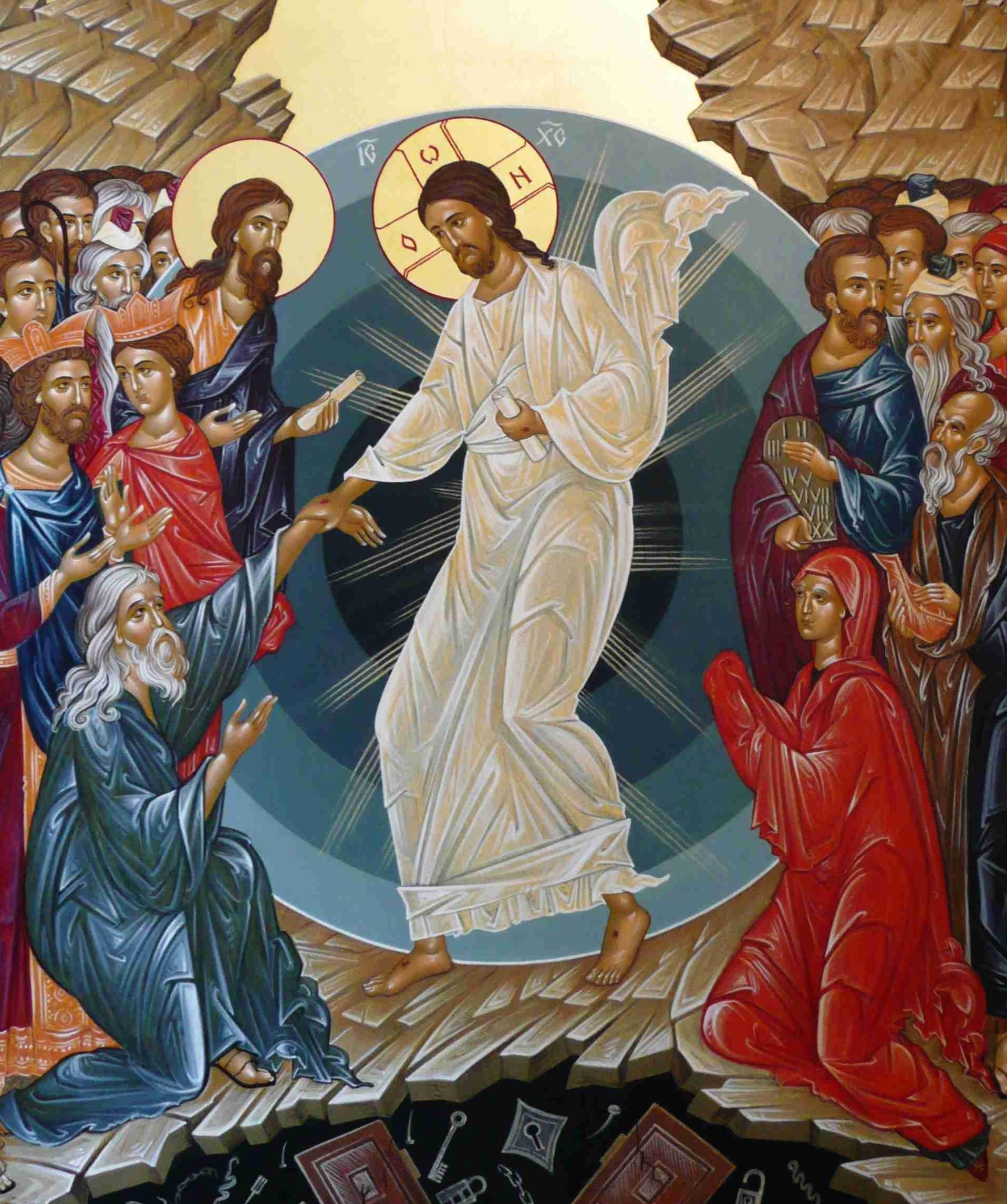 Meditaţia  Pr. Gabriel Buboi pentru Sărbătoarea Învierii Domnului