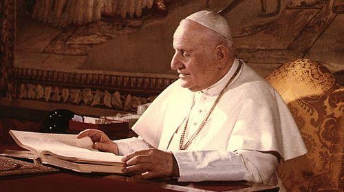 Sfinte Ioan al XXIII-lea, roagă-te pentru noi!