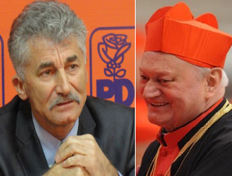 """Romania Liberă:""""Ioan Oltean vrea să confiște bunurile greco-catolicilor"""""""