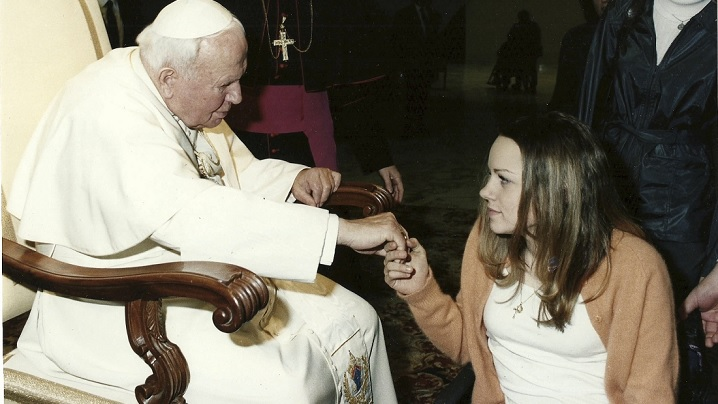 Surâsul Sfântului Papă Ioan Paul al II-lea