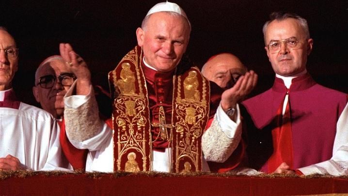 VIDEO: 40 de ani de la alegerea Papei Ioan Paul al II-lea