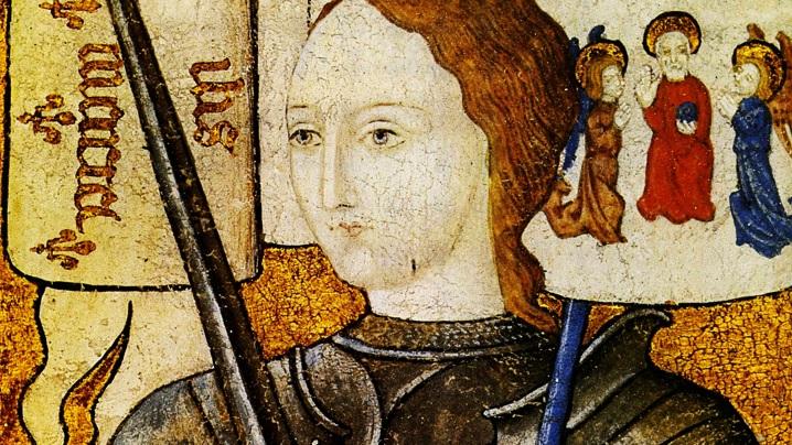Sfânta Ioana d'Arc