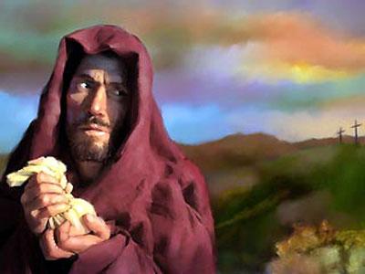 Iuda dezamăgit nu are răbdare să se ierte... Noi?