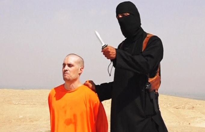 Papa le-a telefonat părinților lui James Foley, reporterul ucis de jihadiști