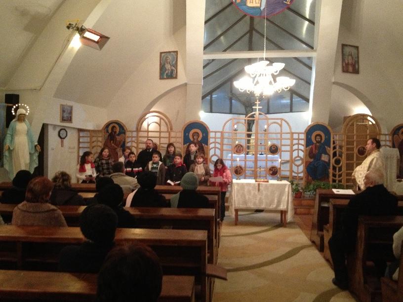 Pelerinaj la Blaj și Cărbunari a credincioșilor din Parohia Jibou