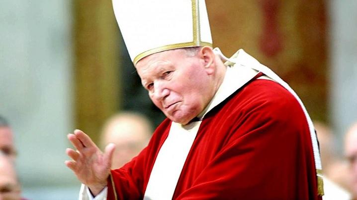 FOTO: 13 ani de la întoarcerea în Casa Tatălui a Sfântului Papă Ioan Paul al II-lea
