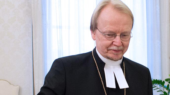 Luteranii finlandezi îşi părăsesc Biserica din cauza liderului care susţine uniunile homosexuale