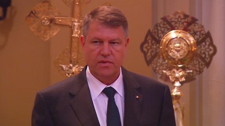 Discursul președintelui Klaus Iohannis la Colegiul Pontifical Pio Romeno