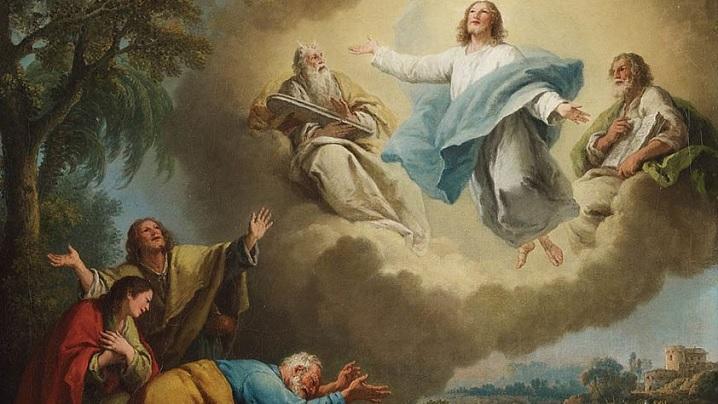 SCHIMBAREA LA FAŢĂ A DOMNULUI NOSTRU ISUS CRISTOS