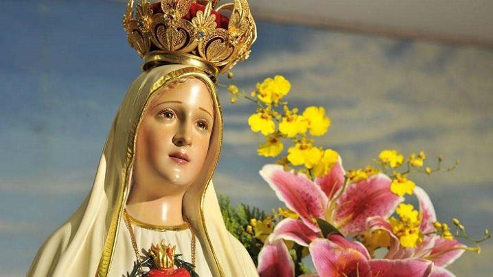 Novena către Fecioara de la Fatima (Ziua I)