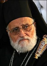 Patriarhul Grigore al III-lea condamnă o eventuală intervenţie militară a SUA în Siria