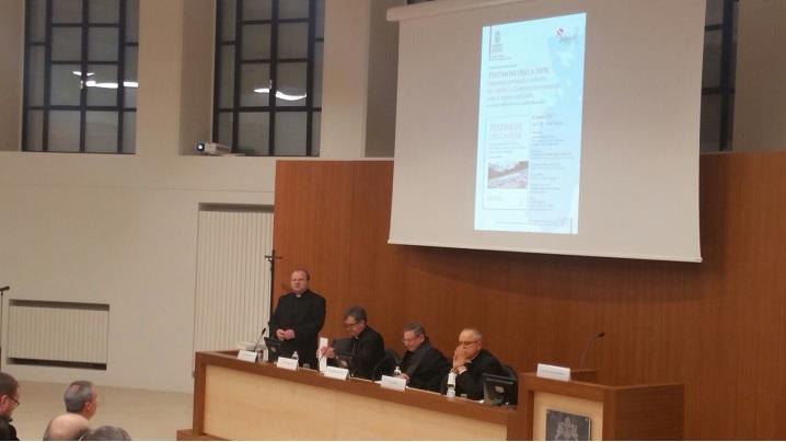 Mărturisitori ai credinței: lansare de carte la Universitatea Pontificală Gregoriana din Roma