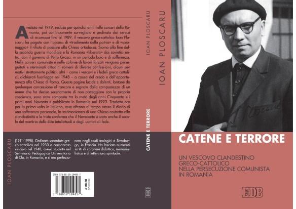 """Prezentarea carții """"Lanțuri și teroare"""" la Udine, Italia"""