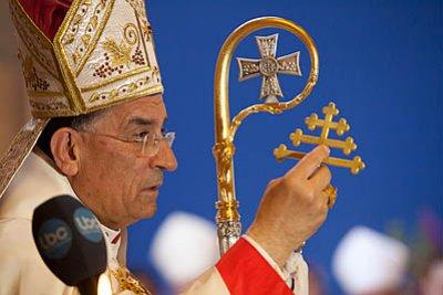Libanul a fost consfințit Inimii Neprihănite a Maicii Sfinte