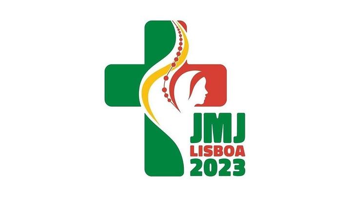 Logoul Zilei Mondiale a Tineretului de la Lisabona