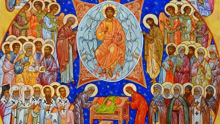 Litania tuturor sfinților