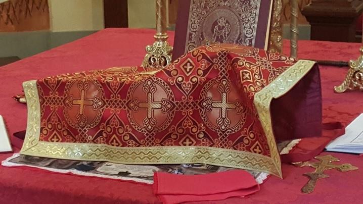 Liturghia Înaintesfinţitelor de miercuri seara în săptămâna a VI-a a Postului Mare
