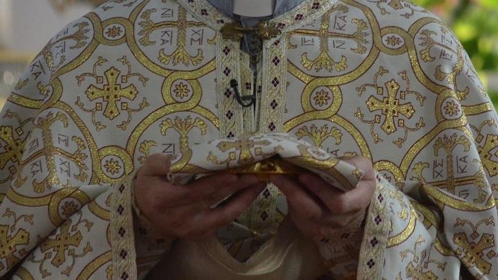 Istoria sfintelor Liturghii gregoriene