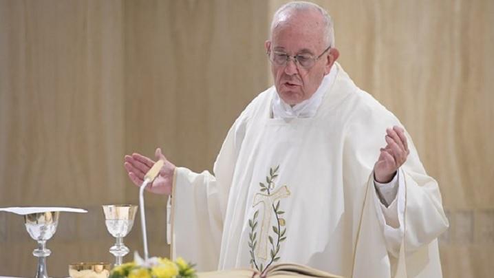 Recorduri de audiență pentru liturghiile private ale Papei Francisc
