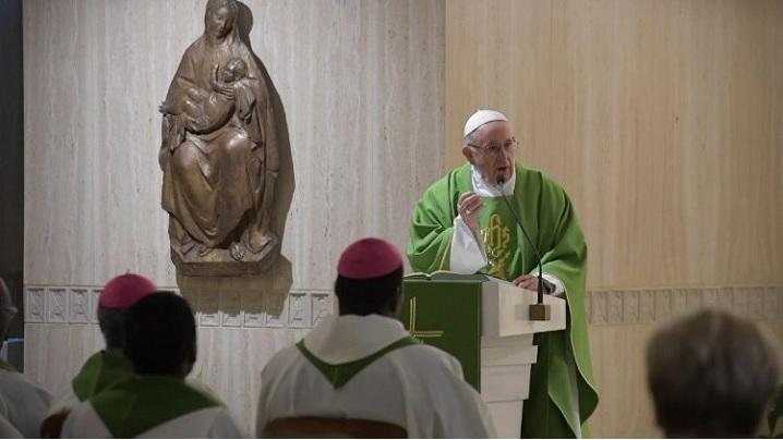 Sărăcia, smerenia şi blândeţea, bagajul celui trimis să predice Evanghelia