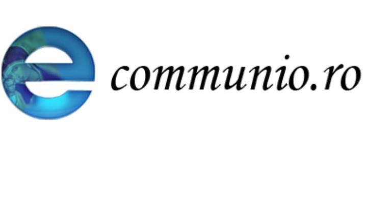 Comunicat al redacției e-communio.ro