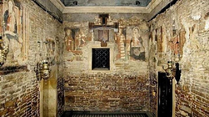 Miracolul prin care casa Fecioarei Maria a ajuns din Nazaret la Loreto
