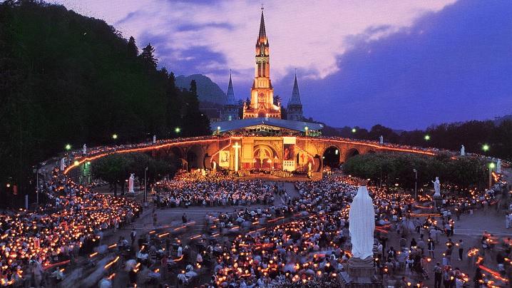 ANUNȚ: Sfânta Liturghie pentru prietenii site-ului e-communio.ro se va celebra la Lourdes