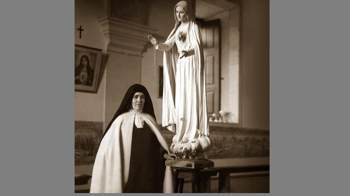 Mărturia Sorei Lucia de la Fatima despre importanța și urgența Rozarului