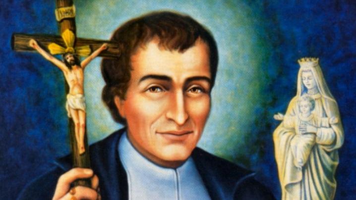Sfântul Ludovic Maria Grignon de Monfort